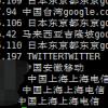 用脚本查询连接到端口的IP及其归属地